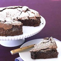 receta pastel de chocolate facil