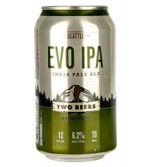 Two Beers EVO IPA Can