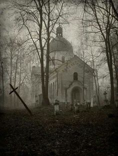 ABANDONED CHURCH IN ST ANDREWS, SOUTH CAROLINA.  Really here?  Beautiful.  Haunting.  Looks greek or russian orthodox.  Worth finding out.