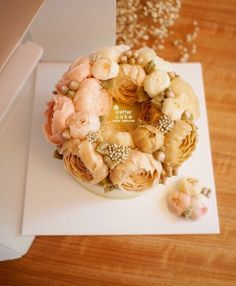 Done by student from Thailand (베러 정규클래스/Regular class) www.better-cakes.com…