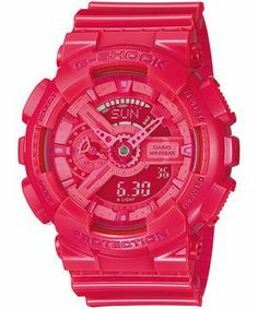 e6e24ed69be G-shock Casio Hyper Colors Limited Edition Pink Watch Rare Limited