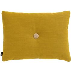 Update your sofa with this Steel Cut Trio Dot Cushion from HAY. Crafted with stylish Steel Cut Trio fabric designed by Kvadrat, its blend of wool and nylon adds a soft to the touch surface to this cus Large Cushions, Gold Cushions, Colourful Cushions, Decorative Cushions, Cushions On Sofa, Throw Pillows, Nordic Design, Scandinavian Design, Nordic Style