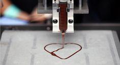 Hershey's anuncia parceria para criar impressora 3D para chocolates - http://showmetech.band.uol.com.br/hersheys-anuncia-parceria-para-criar-impressora-3d-para-chocolates/