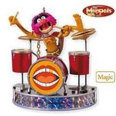 2010 Muppets - Animal Hallmark Ornament | The Ornament Shop