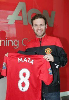 Juan Mata   Manchester United
