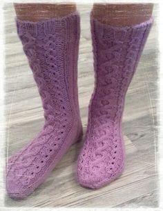 Sukkakalenteri 2015; September socks