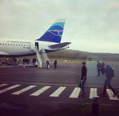 Me and my bro on our way home  #atlanticairways #faroeislands #denmark #flying #brothers #airport #praying #dontlookdown by andreasbrodersen
