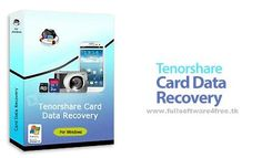 Tenorshare Card Data Recovery v4.3.0.0 Full Free Download