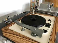 Garrard Turntable, Audio System, Audiophile, Cello, Decks, Spin, Tube, Arms, Vintage
