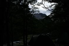 Camping chileno Camping, Celestial, Sunset, Outdoor, Towers, Campsite, Sunsets, Outdoors, Outdoor Camping
