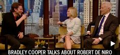 LIVE with Kelly and Michael | Bradley Cooper