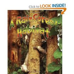 A Rainforest Habitat (Introducing Habitats) [Paperback]  Molly Aloian- Amazon $8.95
