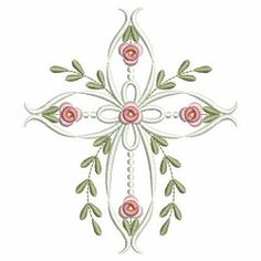Christening Heirloom 3, 15 - 5x7 | What's New | Machine Embroidery Designs | SWAKembroidery.com Ace Points Embroidery