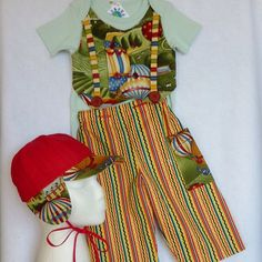 NOW ON SALE FOR ONLY $50 SET Toddlers Retro 1930s Or Bavarian Onsie Costume by TwinsFromOz, $65.00