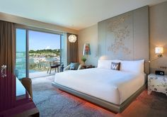 Rockwell Group : Projects : W Singapore-Sentosa Cove
