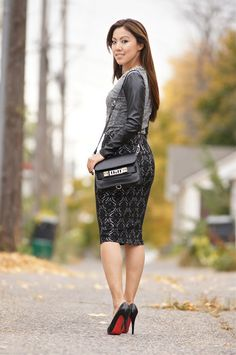 Wearing Fashion Fluently: Classic Black