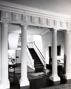 The Most Beautiful Foyers in _Vogue_