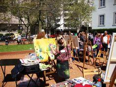 Arte en la Plaza !!