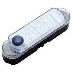 HardBagger 6V LED Dome Battery Light