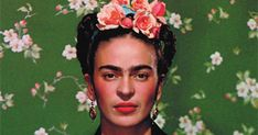 July Painter Frida Kahlo was a Mexican self-portrait artist who was married to Diego Rivera and is still admired as a feminist icon. Artist Frida Kahlo was born on July in Coyocoán, Mexico City, Mexico. Diego Rivera, Nickolas Muray, Frida Kahlo Portraits, Frida Kahlo Artwork, Frida Kahlo Makeup, Frida Art, Mexican Art, Famous Mexican, Mexican Style