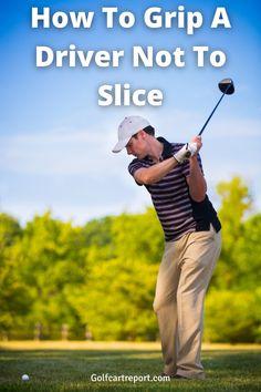 Golf Slice, Golf Tips For Beginners, Golf Stuff, Golf Lessons, Taekwondo, Swings, Slow Cooker, Baseball Cards, Cover