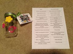 "For the Zinni petal: considerate and caring .  Make a ""Share a Care"" jar.  Reuse old jars or buy containers.  Let the girls decorate with stickers. Everyday the girls can share a care by pulling a slip of paper out if the jar and performing the task. For Examples: smile, tell your mom you love her, say thank you the lunch aids at school,  make a card and send it to the local firehouse...etc."