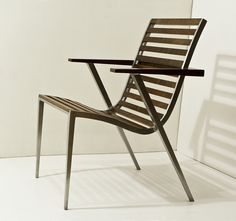 Camille Chair by 2014 MADE exhibitor Aaron Scott Design