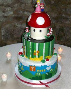 El pastel de boda ideal para casarse .9