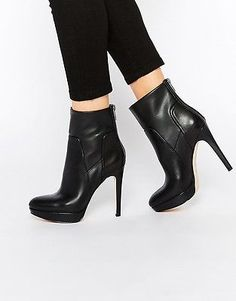 3d60b7969 обувь: лучшие изображения (14) | Ankle boots, Fashion shoes и Heels