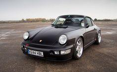 Porsche 964 Allows for Fast Escape  | Petrolicious