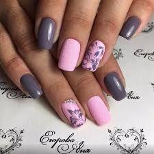 Resultado de imagen para fekete rózsaszín köröm minták