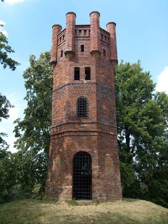 Lookout Tower, Tower Bridge, Czech Republic, Around The Worlds, Building, Manor Houses, Palaces, Travel, Castles