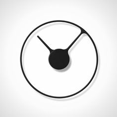 18 Clocks Fit for the Future Home via Brit + Co.