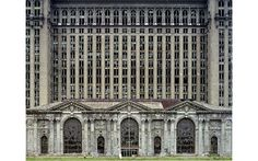 The Ruins of Detroit by Yves Marchand and Romain Meffre.