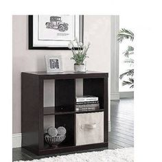 Square 4-Cube Home Cubicle Cubeical Cubby Storage Display Organizer Un – Vick's Great Deals
