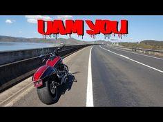 MotoVlog ★4. Dam Mirror! 1800cc M109r Suzuki Boulevard. Will I ever fly the drone? - YouTube