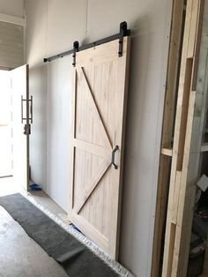 Latest Cases of Barn Door Installation Tall Cabinet Storage, Barn, Cases, House Design, Doors, Furniture, Creative, Home Decor, Home