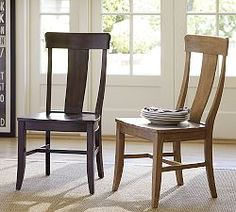 Kitchen Chairs, Counter Stools & Fabric Dining Chairs   Pottery Barn