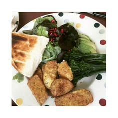Healthy meal. Fatless cooking!