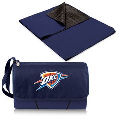 Oklahoma City Thunder Blanket Tote by Picnic Time