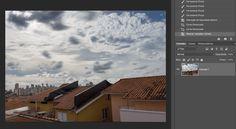 Vou mostrar a vocês como fazer fotografias de longa exposição durante o dia sem o uso do tripé e com o uso do programa Adobe Photoshop.