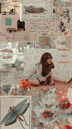 Aesthetic Collage, Kpop Aesthetic, Aesthetic Iphone Wallpaper, Aesthetic Wallpapers, K Pop, Future Wallpaper, When You Smile, Aesthetic Vintage, My Princess