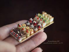 ❤︎ ・ original handmade miniature sweets size 1/12 . ・ コメント閉じます🙌 ・ ・ ・ ・ ・ ・ #ミ二チュア#miniature #カウンター #cake#miniaturefood#ミニチュアフード #焼き菓子#Bundt#cute #グラスデザート #ロールケーキ#プチケーキ#フルーツケーキ #macaroons#miniaturefood #Rollcake #instagramjapan #dailyinstagram #ig_photooftheday #IGersJP #photographyoftheday #sweets#スイーツ #sweets #ゼリー