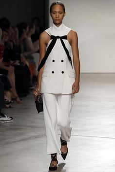 Proenza Schouler Spring 2016 is here!