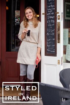 Styled in Ireland // What to Wear to the Pub! | From China Village