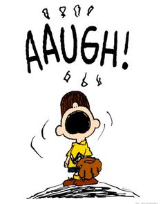 Peanuts: Aaugh!   by Charles Schulz