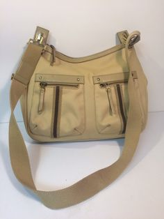 My Gucci Khaki Cross Body Messenger Shoulder Bag by Gucci! Size  for $$375.00. Check it out: http://www.vinted.com/womens-bags/messenger-bags/22407705-gucci-khaki-cross-body-messenger-shoulder-bag.