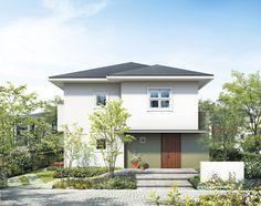 住友林業mamato10 Japan Modern House, Modern House Design, Gazebo, House Plans, Shed, Villa, Exterior, Outdoor Structures, Outdoor Decor