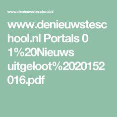 www.denieuwsteschool.nl Portals 0 1%20Nieuws uitgeloot%2020152016.pdf