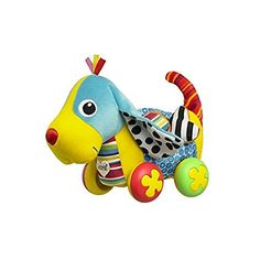 Amazon.ca: pippin the push along pup: Toys & Games
